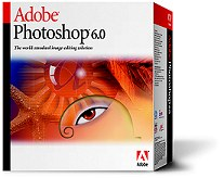 Adobe Photoshop 6 [Packshot: Adobe]