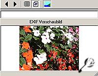 Exifer-Vorschau [Screenshot: PhotoWorld]