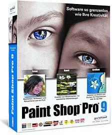 Jasc Paint Shop Pro 9 [Foto: Jasc]