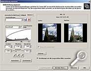 ACDSee 6.0 Deluxe - Belichtung anpassen [Screenshot: MediaNord]