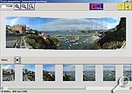 ACDSee Plug-In Photostitcher - Vorschau [Screenshot: MediaNord]