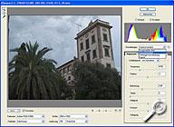 Adobe Photoshop CS - Camera Raw-Modul [Screenshot: MediaNord]
