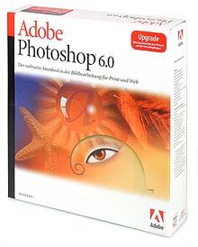 Adobe Photoshop 6.0 [Packshot: MediaNord]