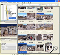 Adobe Photoshop CS - Dateibrowser [Screenshot: MediaNord]