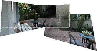 Jasc Paint Shop Pro Photo Album 4 - Panorama [Screenshot: MediaNord]