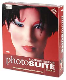 MGI Photosuite 4.0 [Packshot: MediaNord]