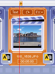 Magix Fotos auf CD & DVD 3.5 - Arranger [Screenshot: MediaNord]