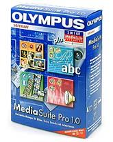 Olympus MediaSuite Pro [Packshot: MediaNord]
