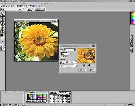 Computerinsel PhotoLine32 [Screenshot: MediaNord]