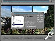 Photovista 3.0 - Brennweite einstellen [Screenshot: MediaNord]