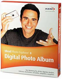 Ulead Digital Photo Album [Packshot: MediaNord]