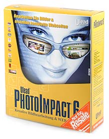 Ulead PhotoImpact 6 [Foto: MediaNord]