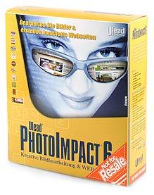 Ulead PhotoImpact 6 [Foto: MediaNord]