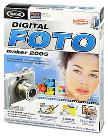 Magix Digital Foto Maker 2005 [Foto: MediaNord]