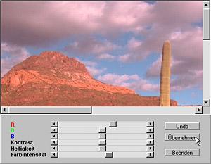 BitmapFix Palette [Scrteenshot: Photoworld]