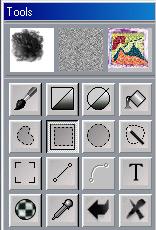 Projekt Dogwaffle - Werkzeuge [Screenshot: Photoworld]