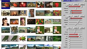 Picture Relate Farbzuordnung [Screenshot: Photoworld]