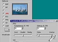 Powerviewer - Formate konvertieren [Screenshoto: Photoworld]