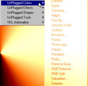 Unplugged - Light [Screenshot: Photoworld]