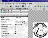 XDreamity - Fenster [Screenshot: Photoworld]