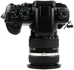 Konica Minolta Dynax 7D [Foto: MediaNord]