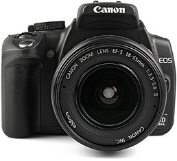 Canon EOS 350D [Foto: MediaNord]