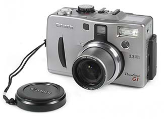 Canon PowerShot G1 [Foto: MediaNord]