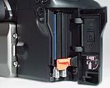 Canon PowerShot Pro70 Kartensteckplätze [Foto: MediaNord]