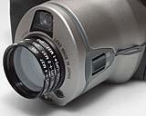 Canon PowerShot Pro70 mit Nahlinsen [Foto: MediaNord]