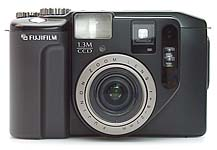 Fujifilm DS-330 Frontansicht [Foto: MediaNord]