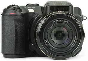Fujifilm FinePix S20 Pro [Foto: MediaNord]