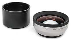Fujifilm Weitwinkel-Konverter-Set WL-FX9 [Foto: MediaNord]
