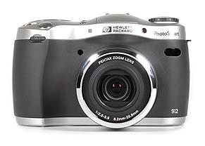 Hewlett Packard PhotoSmart 912 [Foto: MediaNord]