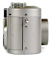 Kodak DC4800 rechte Kameraseite [Foto: MediaNord]