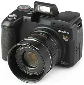 Kyocera Finecam M410R [Foto: MediaNord]