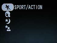 Kyocera Finecam M410R - Menü 1 [Foto: MediaNord]