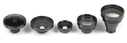 Alle Konverter für Nikon Coolpix 990 [Foto: MediaNord]