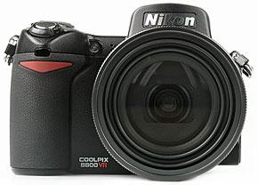 Nikon Coolpix 8800 [Foto: MediaNord]