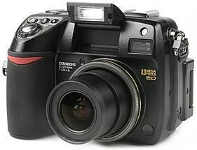 Nikon Coolpix 8400 [Foto: MediaNord]