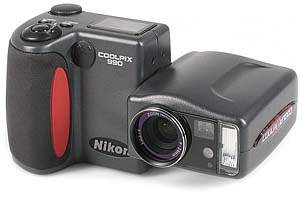 Nikon Coolpix 990 [Foto: MediaNord]