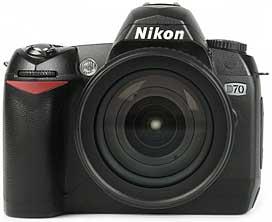 Nikon D70 [Foto: MediaNord]