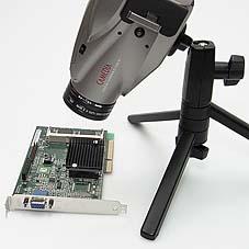 Olympus C-1400 XL in der Makrofotografie