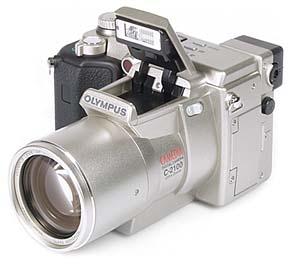 Olympus C-2100 Ultra Zoom [Foto: MediaNord]
