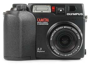 Olympus C-3040 Zoom [Foto: MediaNord]