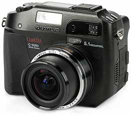 Olympus C-5050 Wide Zoom [Foto: MediaNord]