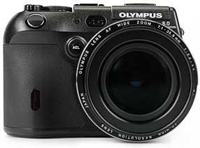 Olympus C-8080 Wide Zoom [Foto: MediaNord]