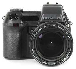 Olympus Camedia E-10 [Foto: MediaNord]