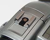 Sony DSC-D700 Detail Blitzschuh