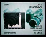 Sony DSC-D770 Detail Histogramm [Foto: MediaNord]