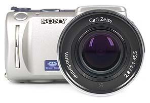 Sony DSC-F505V [Foto: MediaNord]